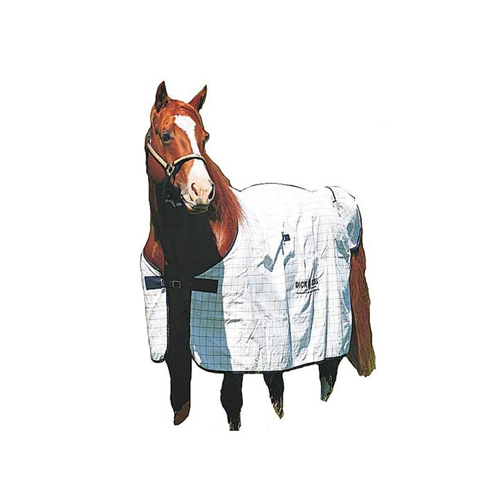 Dick Wicks Therapeutic Magnetic Horse Rug 6'3″