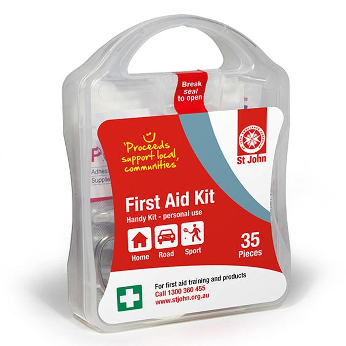St John First Aid Kit (Handy)