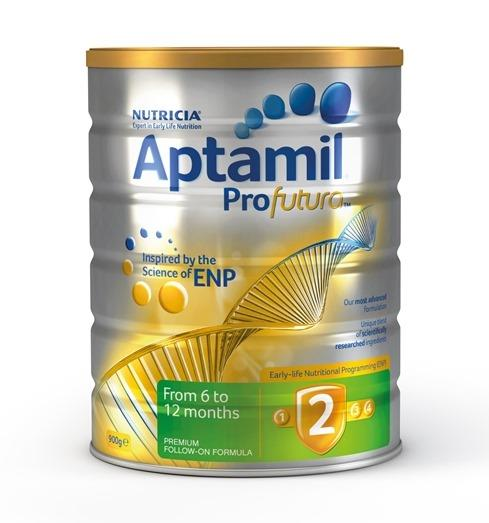 Aptamil Profutura 2 Follow-On Formula (From 6-12 Months) 900g – LIMIT 2 CANS PER ORDER