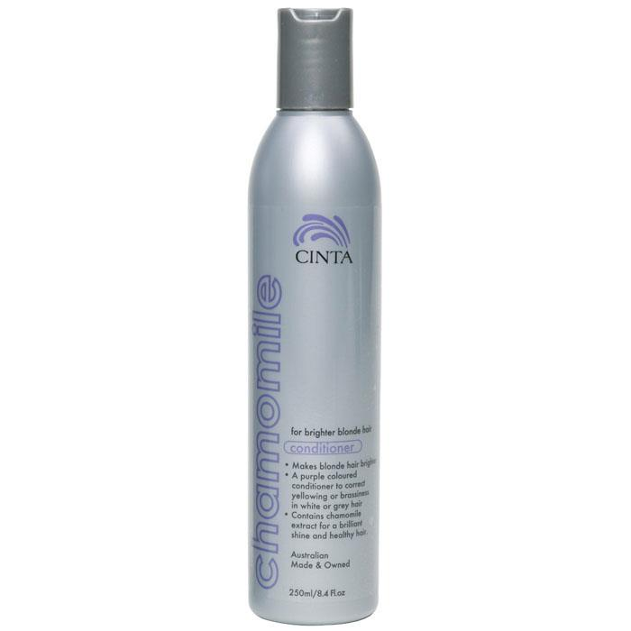 Cinta Colour Highlight Conditioner With Chamomile Light Blonde 250ml