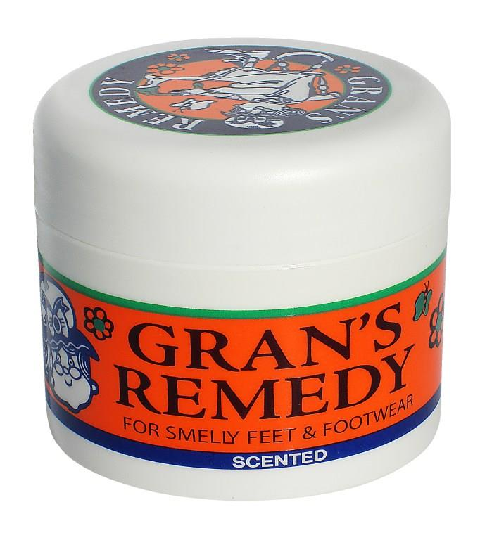 Grans Remedy Foot Powder (Scented) 50g