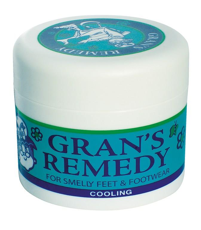 Grans Remedy Foot Powder (Cooling) 50g