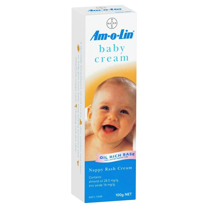 Amolin Baby Cream 100g