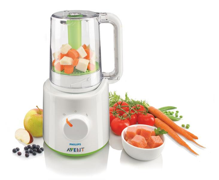 Avent Combined Blender And Steamer