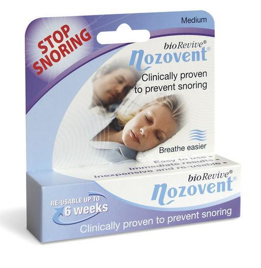Nozovent Anti-Snoring (Medium)