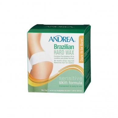 Andrea Brazilian Hard Wax 113g
