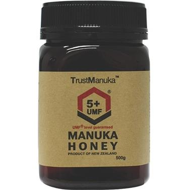 Trust Manuka Manuka Honey UMF 5+ 500g