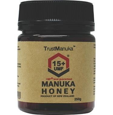 Trust Manuka Manuka Honey UMF 15+ 250g