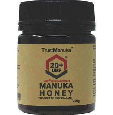 Trust Manuka Manuka Honey UMF 20+ 250g