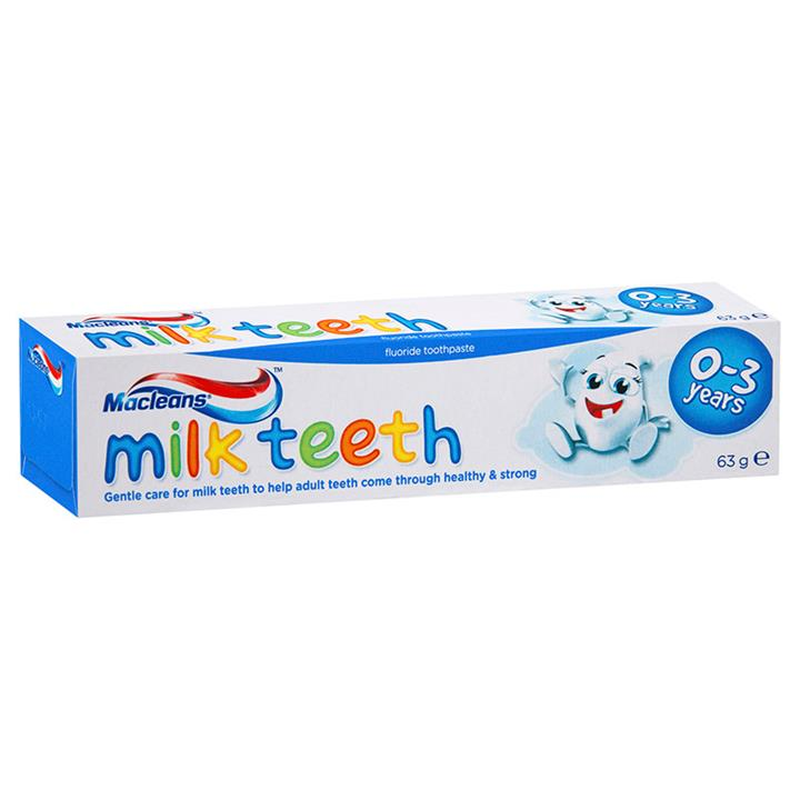 Macleans Toothpaste Milk Teeth 63g