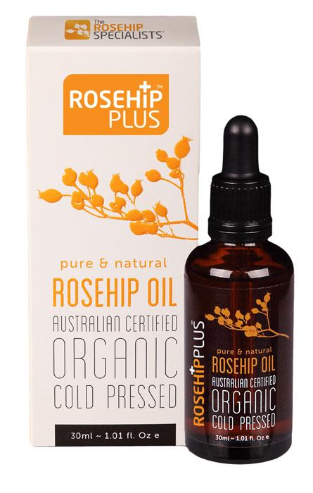 Rose-HipPLUS Rosehip Oil 30ml
