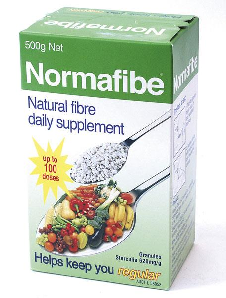 Normafibe Natural Fibre Daily Supplement 500g