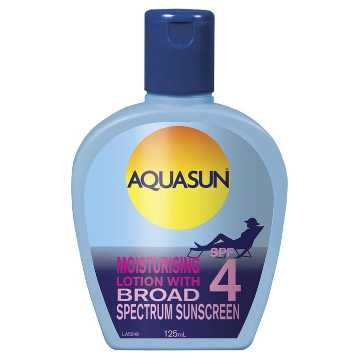 Aquasun Lotion SPF 4 125ml
