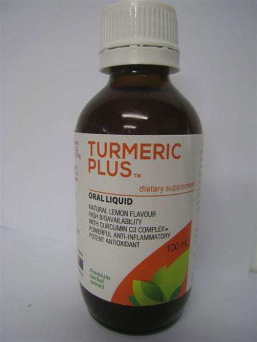 Turmeric Plus Oral Liquid 100ml