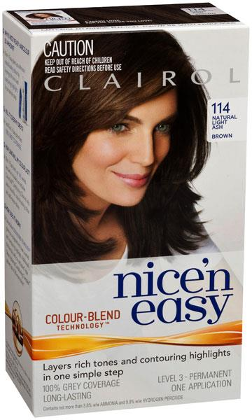 Clairol Nice And Easy 6A Light Ash Brown