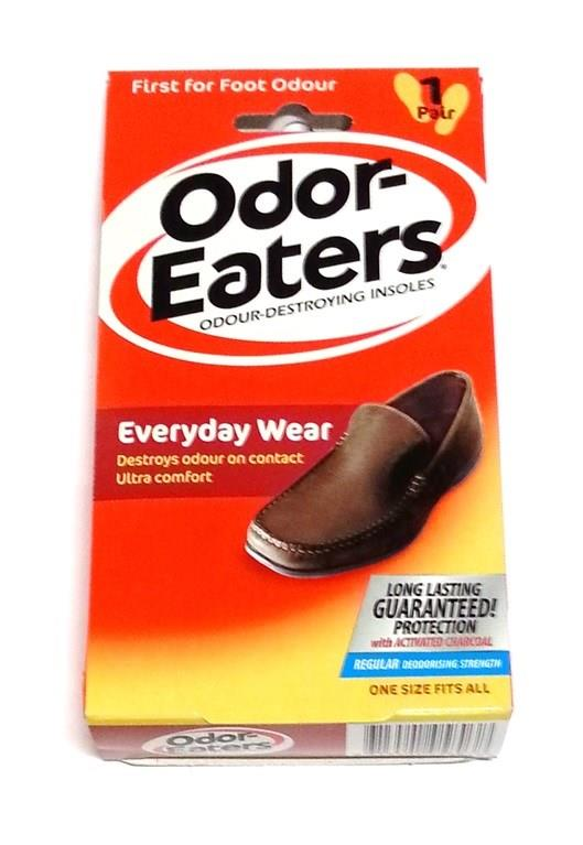 Odor-Eaters Odour Destroying Insoles - Ultra Comfort