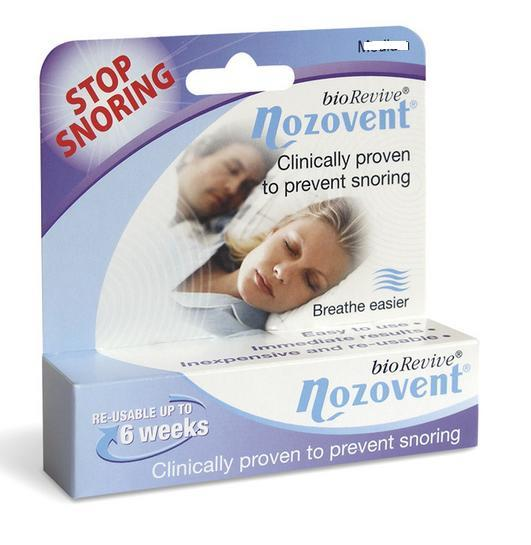 Nozovent Anti-Snoring (Large)