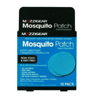 Mosquito Patch 10 Pack