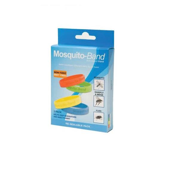 Mosquito-Band Anti-Insect Band X 2