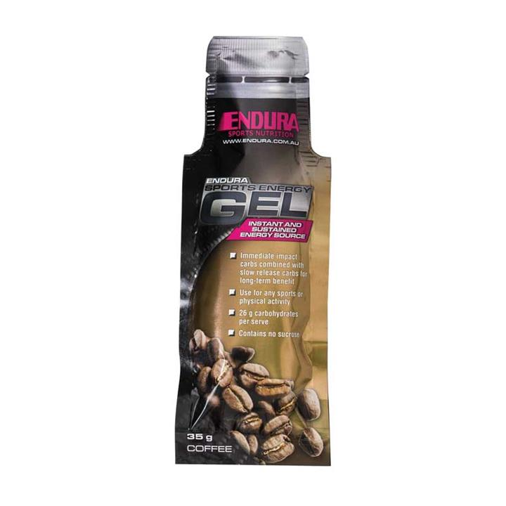 Endura Sports Energy Gel (Coffee) 35g X 20