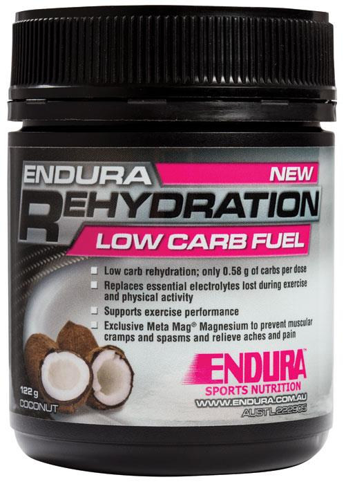 Endura Low Carb Rehydration Fuel (Coconut) 122g