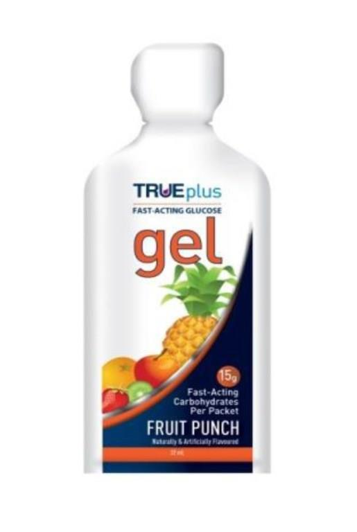 Nipro TRUEplus Glucose Gel (Fruit Punch) 32ml