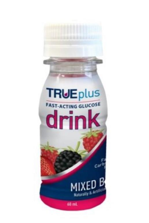 Nipro TRUEplus Glucose Drink (Mixed Berry) 60ml