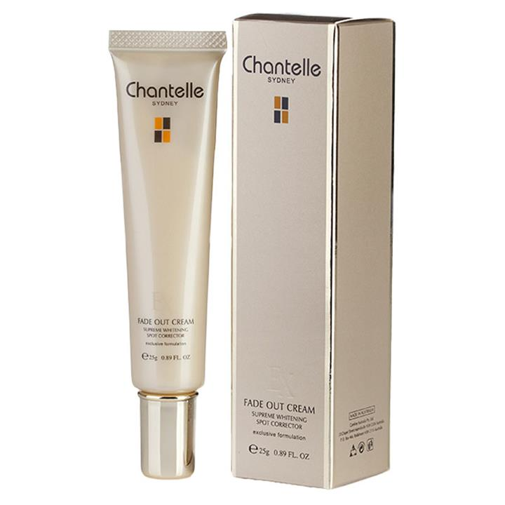 Chantelle Fade Out Cream Supreme Whitening 25g