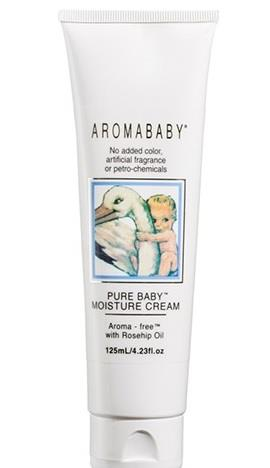 Aromababy Pure Baby Moisture Cream With Organic Rosehip Oil 125ml