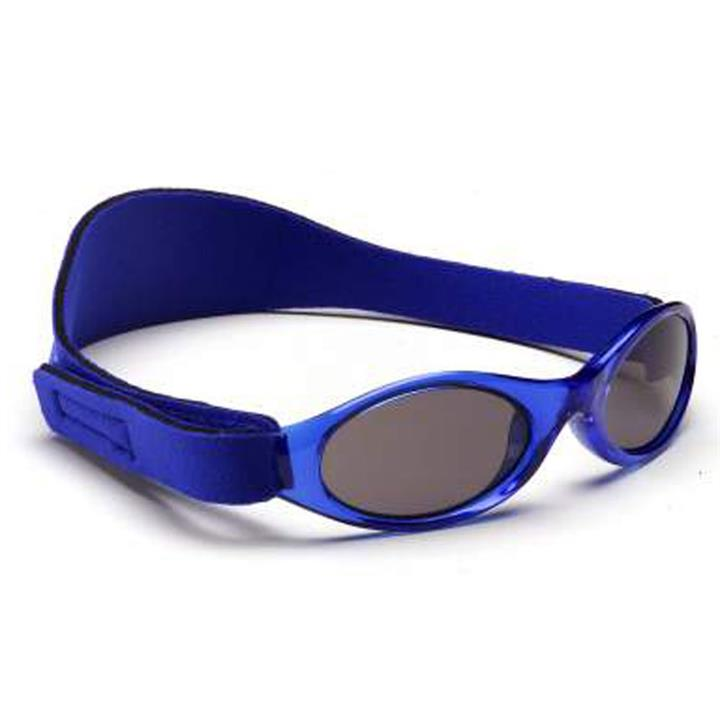 Baby Banz Adventure Blue Sunglasses (Baby 0-2 Years)