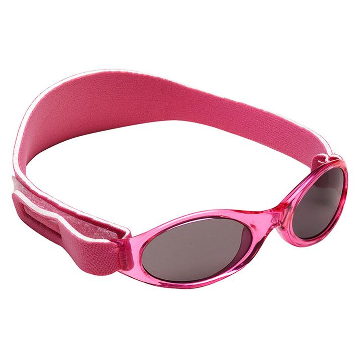Baby Banz Adventure Pink Sunglasses (Kidz 2-5 Years)