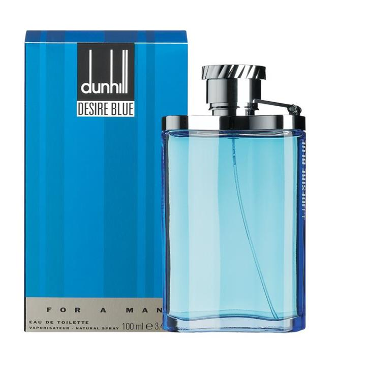 Desire Blue For A Man by Alfred Dunhill (Men) EDT 100ml