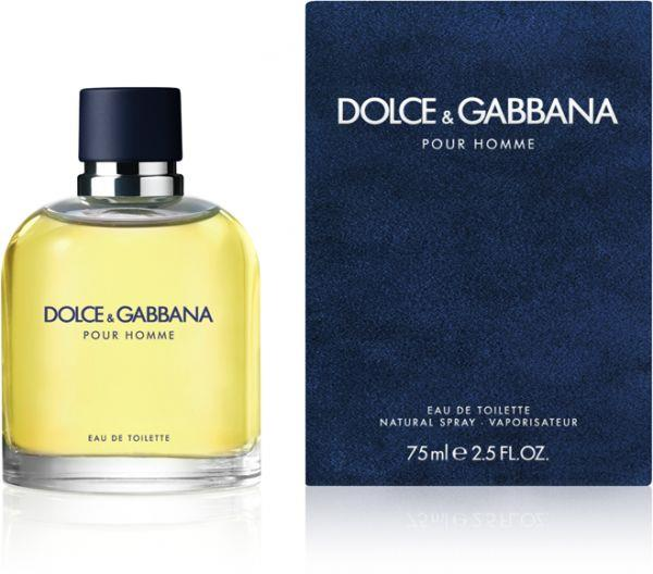 Dolce & Gabanna Pour Homme by Dolce & Gabbana (Men) EDT 75ML