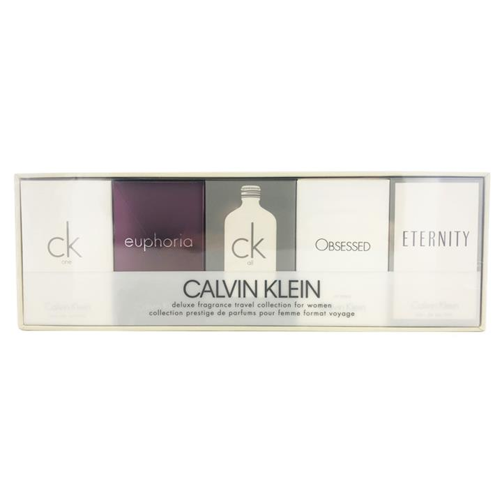 Calvin Klein (Women) Mini 5 Piece Gift Set