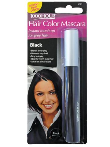 1000 Hour Hair Color Mascara Black 7g