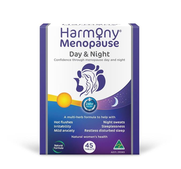 Harmony Menopause Day & Night Tab X 45