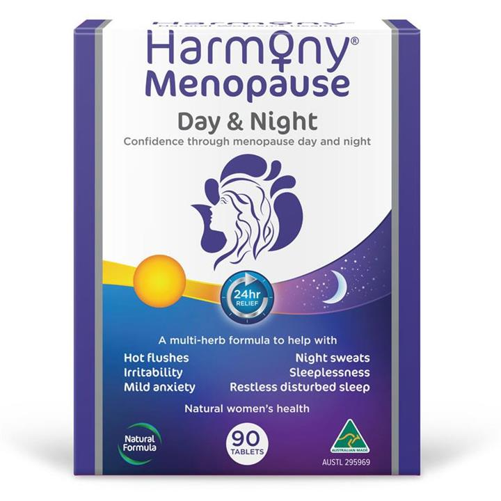 Harmony Menopause Day & Night Tab X 90