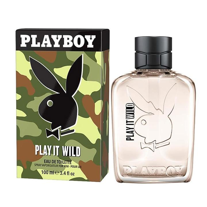 Playboy Play It Wild (Men) EDT 100ml