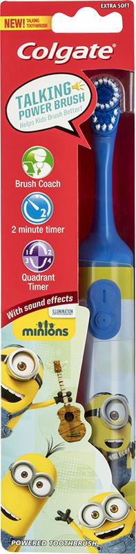 Colgate Powered Interactive Toothbrush (Minions)
