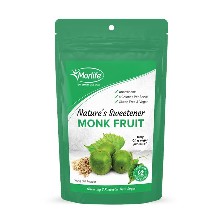 Morlife Monk Fruit Powder 100g