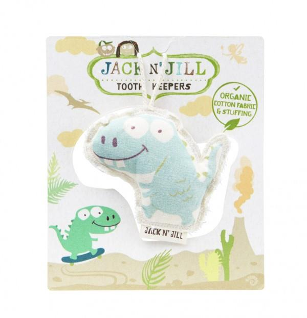 Jack N' Jill Tooth Keeper (Assorted)