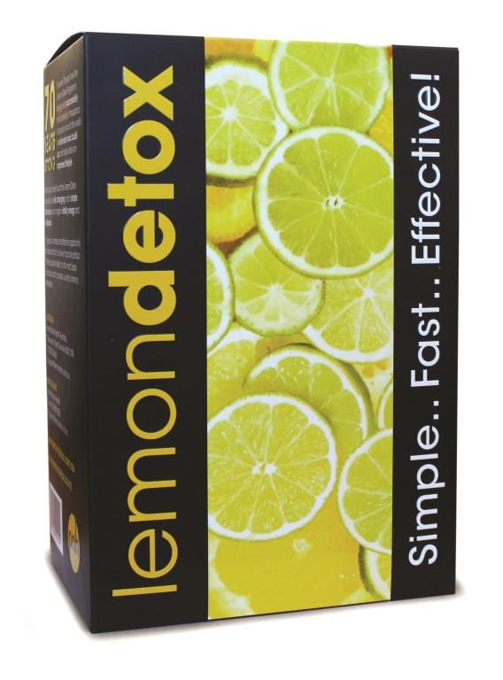 Lemon Detox Diet 7 Day Pack