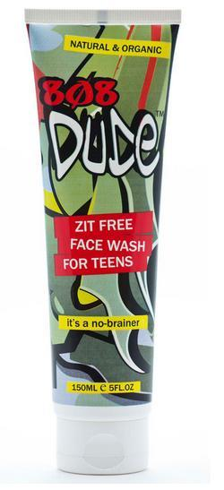 808 Dude Zit Free Face Wash For Teens 150ml