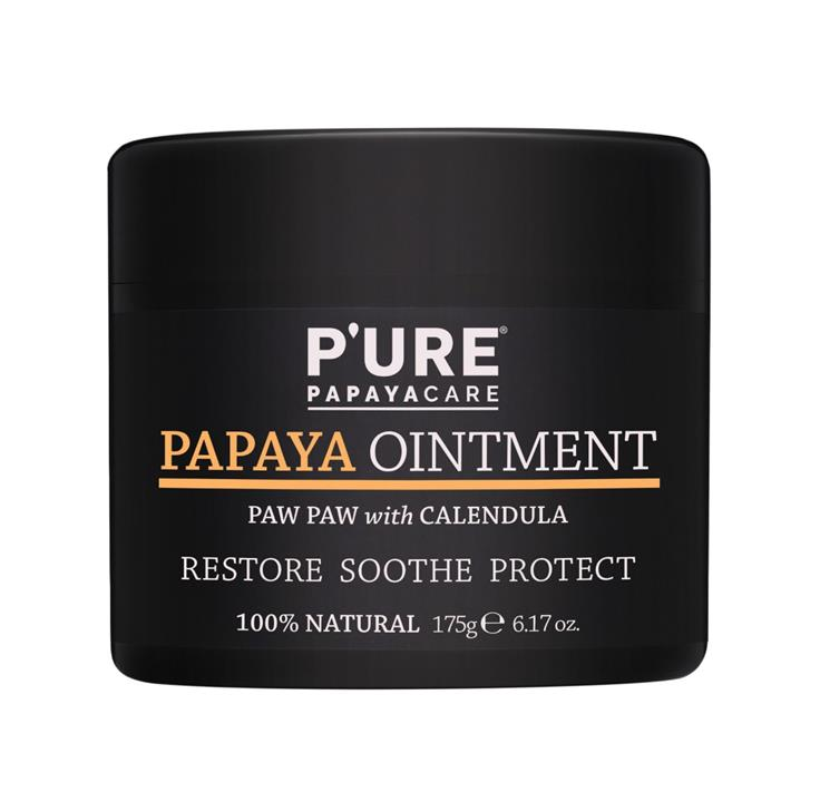 PURE Papaya (paw paw) Ointment with Calendula 175g