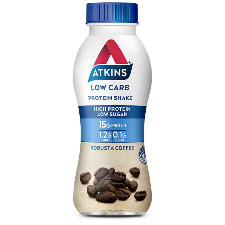 Atkins Ready To Drink Shake (Coffee) 330ml X 6