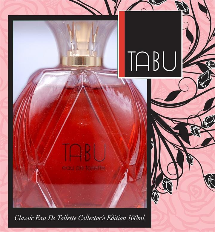 Tabu Classic Collector's Edition (Women) EDT 100ml