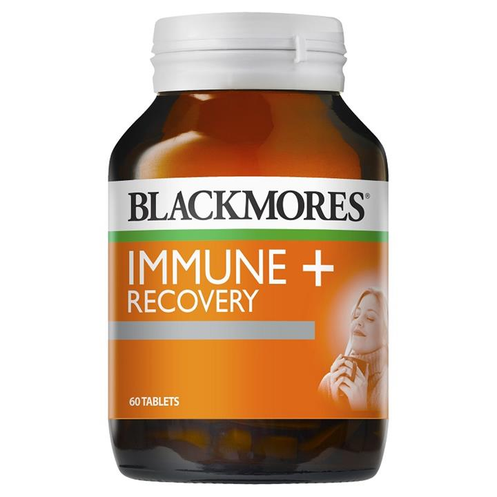 Blackmores Immune + Recovery Tab X 60