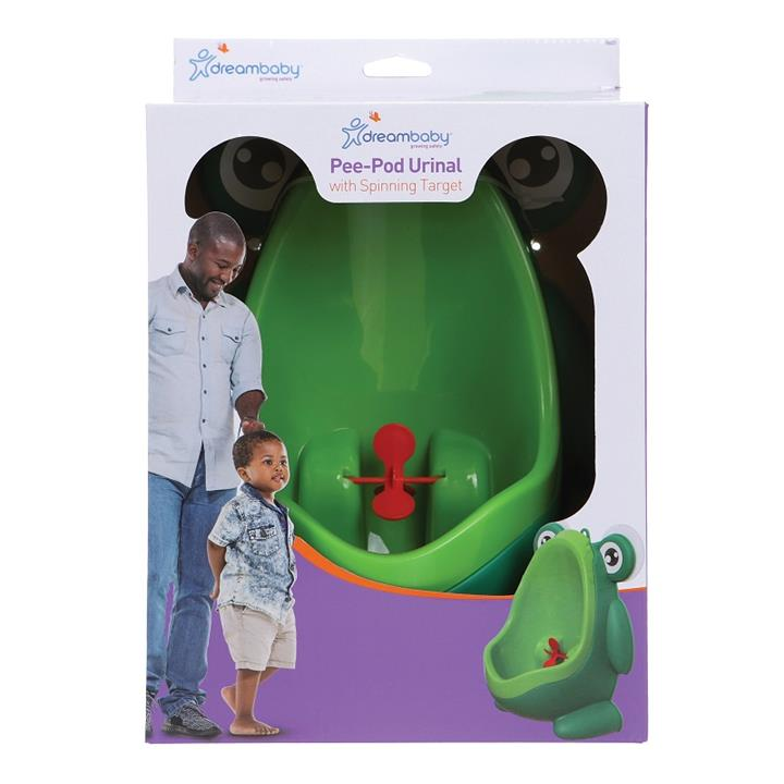 Dream Baby Pee-Pod Urinal with Spinning Target