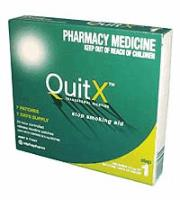 Quitx Patches 21mg X 7