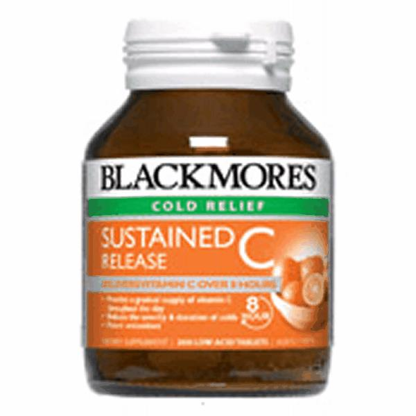 Blackmores Sustained Release C Tab X 200